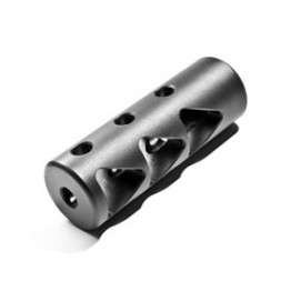 AR15  TRI- DELTA TAC MUZZLE BRAKE 5.56/223  #D521