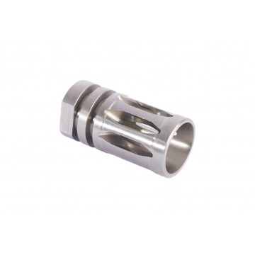 556 STAINLESS A2 MUZZLE BRAKE #S054