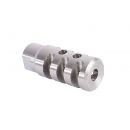 AR15  STAINLESS TAC MUZZLE BRAKE 5.56/223  #X02