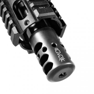 AR15  TAC MUZZLE BRAKE 5.56/223  #CW30