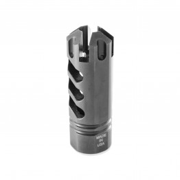 556 TACTICAL STYLE AR15 MUZZLE BRAKE #T115