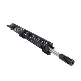 "ARD AR15 5.56 KEY MOD  SOCOM STAINLESS  UPPER 16"" #A55"