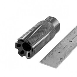 762  AR15 COMPRESSION  MUZZLE BRAKE #CM75