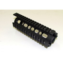 ARD AR15  CARBINE LENGTH 2 -PC BOLTLESS WITH ADVANCED  HANDGUARD #B24