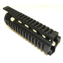 ARD AR15  CARBINE LENGTH 3 -PC FREEFLOAT  HANDGUARD #P905