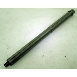 "ARD AR15 5.56 STAINLESS STR. FLUTED THREADED  BULL 1-8 TWIST BARREL 20 "" #SF01"