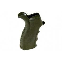 ERGONOMIC AR15 GRIP OD-GREEN #PG597