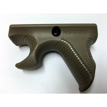 FOWARD ANGLE GRIP  for AR-15 BLACK #STFT12