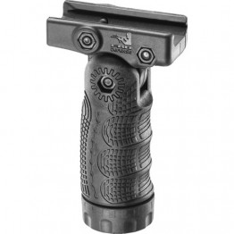 FAB DEFENSE FOLDABLE VERTICAL FOREGRIP  BLACK  #TFL22