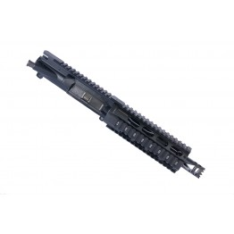 "ARD AR15 300 BLACKOUT PISTOL UPPER COMPLETE WITH BCG & CH. HANDLE  10.5"" #PB015"