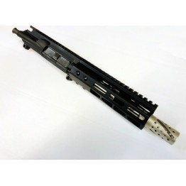 ARD AR15 5.56 STAINLESS PISTOL COMPLETE UPPER 7.5 INCH #PPC1
