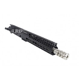 "ARD AR15 300 BLACKOUT STAINLESS PISTOL UPPER COMPLETE WITH BCG & CH. HANDLE  10.5"" #SSP22"
