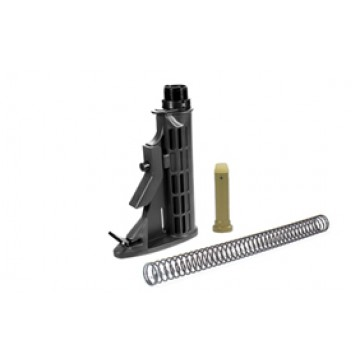 BUTTSTOCK 6-position Assembly KIT BLACK #B5992