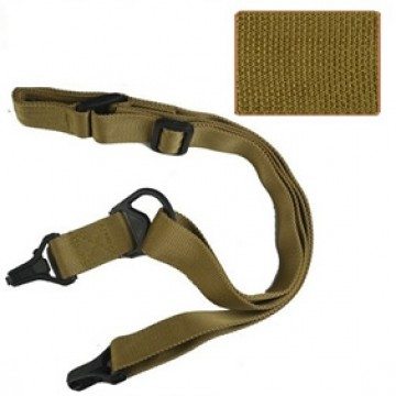 ARD 2 Point Bungee Sling TAN #MP12