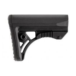6-position Butt Stock - Black  #MS-B