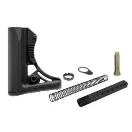 6-position Butt Stock - Black  #MSK-B