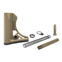 6-position Butt Stock -FDE  #MSK-T