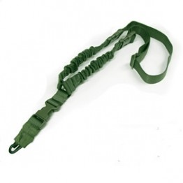 ARD 1 Point Bungee Sling OD- GREEN  #OD10