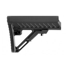 6-position Butt Stock - Black  #RF-B