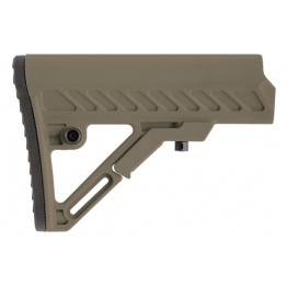 6-position Butt Stock - FDE  #RF-T