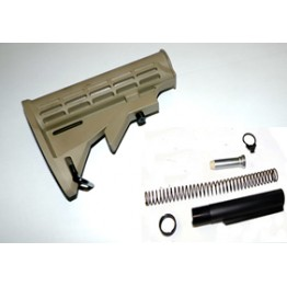 6-position Stock Assembly - TAN #T599