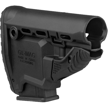 Mako GL-mag-Reducing M4/AR-15 Stock &  mag #GLMAG