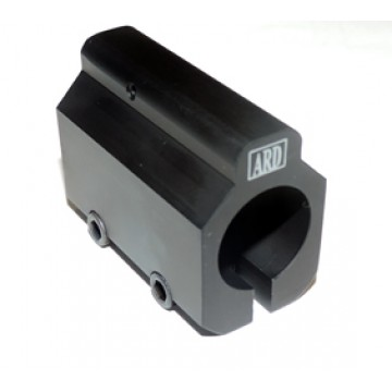 ARD LOW PROFILE MID MICRO GAS BLOCK 7.50 CLAMP ON #LM10