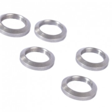 AR15 5.56 CRUSH WASHERS LOT OF 5  IN STAINLESS #S135