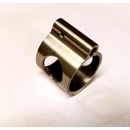 ARD  LOW PRO  GAS BLOCK STAINLESS STEEL 9.36 #SSR936